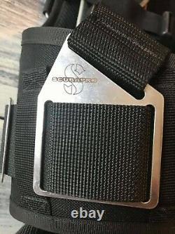 Scubapro XTEK Form Tek Harness