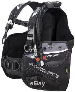 Scubapro X-One Tarierjacket Gr. XS-XXL Tauchjacket BCD