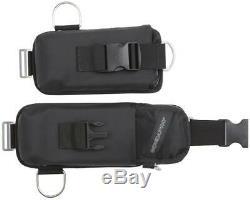 Scubapro X-TEK Comfort Tek Full System + Single Tank Adapter + Weightpockets