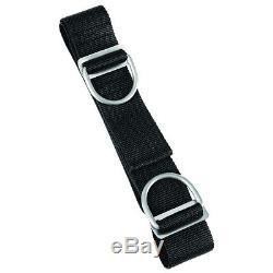 Scubapro X-TEK Form Tek Harness with Back Plate NEW