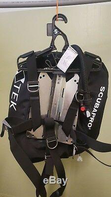 Scubapro X-Tec Pure Tek system