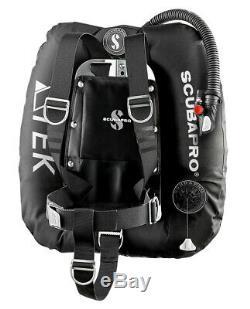 Scubapro X-Tek Pure Tek harness system with60lb wing