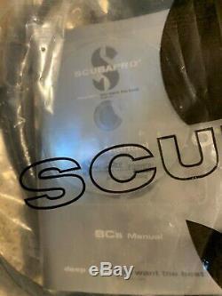 Scubapro hydros pro bcd Men's Large New