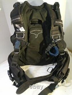 Scubapro knighthawk bcd xl scuba nighthawk Air2 Vfine Bouyancy Vest Mens Xlarge