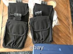 SeaQuest Black Diamond BCD SCUBA Vest Size L