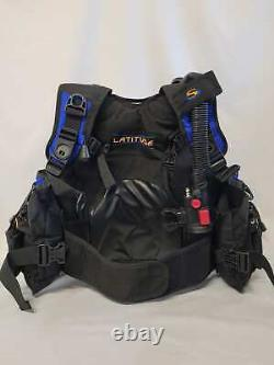 SeaQuest Lattitude BCD with Scubapro Air 2, size Small