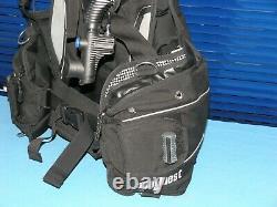 SeaQuest PRO QD+ Tauchjacket, integriertes Bleitaschensystem, Grösse S, §