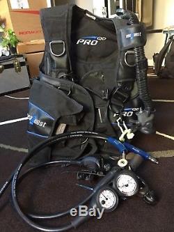 SeaQuest Pro QD Vest, Scubapro MK25, S600, Oceanic Swiv, Oceanic Atom air watch