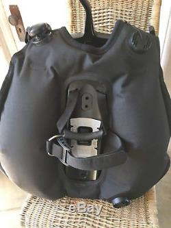 Seaquest Aqualung BALANCE Scuba BCD Size Large, Surelock Weight Integrated BC