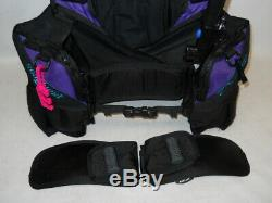 Seaquest Diva QD BCD, Medium, Black Diving Womans Buoyancy Comp