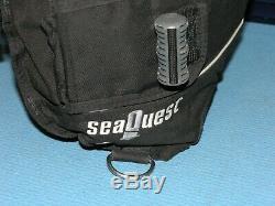 Seaquest PRO QD+ Tauchjacket, Grösse M/L, §