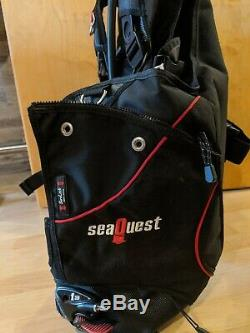 Seaquest Pro QD i3, Gr. L, Tarierjacket, Jacket, Tauchen