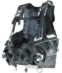 Sherwood Avid CQR. 3 Buoyancy Compensator BCD Size MD Scuba Gear Dive Equipment