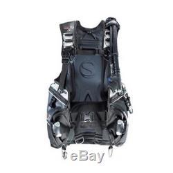 Sherwood Avid CQR-3 Scuba Dive BC/BCD Buoyancy Compensator 3XL-5XL