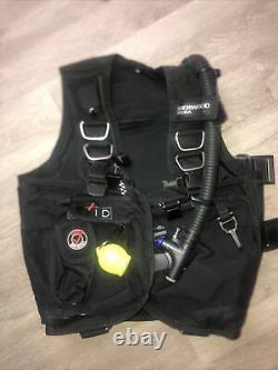 Sherwood Scuba Avid Size Large Diving Scuba Diving Vest