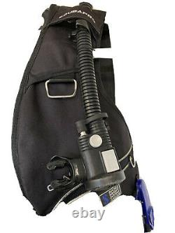 Size Large Scubapro Classic Plus BCD with Air2 Octo used on 52 Openwater Dives