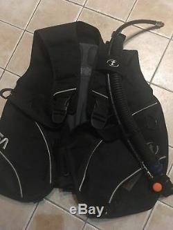 TUSA Charter BCD BCJ-2100L Size XL Scuba Diving Equip Vest Buoyancy Compensator
