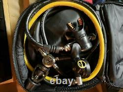 TUSA Scuba Gear Package Voyager BCD, Regulator, Computer Console and Octopus