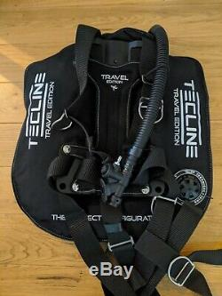 Tecline Travel wing 2.9kg