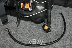 Tusa Liberator Sigma BCD Medium EXCELLENT EUC low usage buoyancy compensator