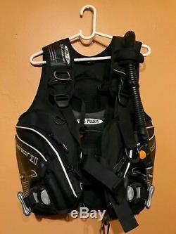 Tusa Liberator Sigma II BCD Size L EXCELLENT Condition