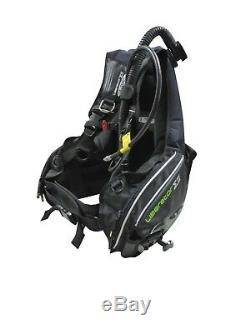Tusa Liberator Sigma II Buoyancy Compensator Size XL Scuba Gear Dive Equipment