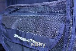 USED SCUBAPRO BCD Medium Weight-Integrated Black Scuba Diving Green/Black Purple