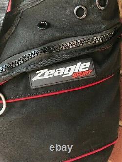USED Zeagle Resort Jacket Style BCD