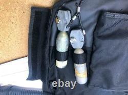 US Army Special Forces ODA MAROPS Scuba Aqualung Calypso Buoyancy Compensator