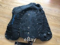 Wing Dual Bladder Northern Diver Sea Eagle harness backplate large bcd twinset