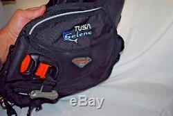 Women's Tusa Selene Buoyancy Compensator BCD size medium BCJ-9100M