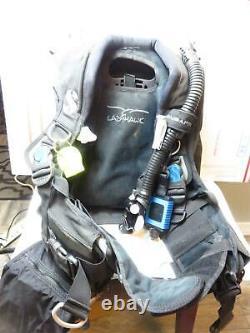 X21 ScubaPro LadyHawk Scuba Diving Buoyancy Compensator BCD Size Medium LG