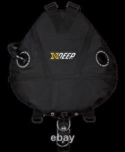 XDEEP Stealth 2.0 REC Sidemount Scuba BCD