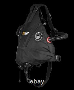 XDEEP Stealth 2.0 TEC RB DUAL BLADDER Sidemount Scuba BCD