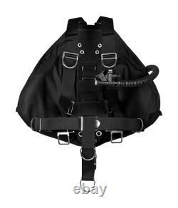 XDEEP Stealth 2.0 TEC Sidemount Scuba BCD
