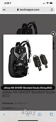 XDeep Ghost BCD