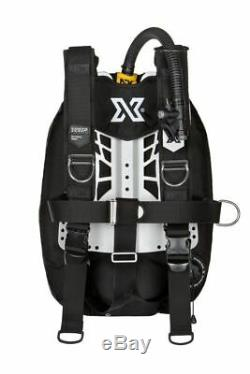 XDeep NX ZEN Deluxe Back-mount System withAluminum Backplate
