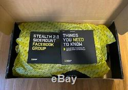 XDeep Stealth 2.0 Tec Sidemount System