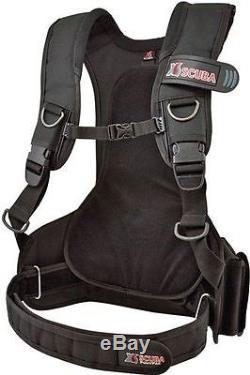 XS Scuba Pony Pac Scuba Tank Harness (X-Large)