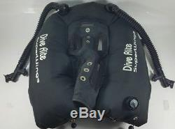 Xx-y2-50 Dive Rite Super Wings Scuba Diving BCD