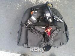 ZEAGLE RANGER SMALL BCD SCUBA Buoyancy Compensator