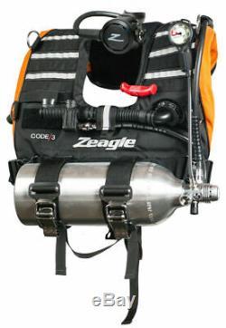 Zeagle Code 3 Rapid Emergency Response BC Vest