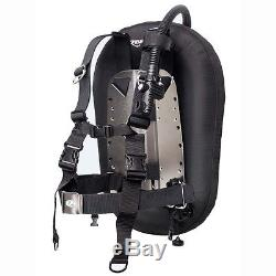 Zeagle Combo Backplate Pack BCD Scuba Diving Buoyancy 519-BPC