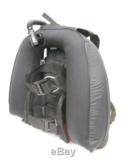 Zeagle Concept II BCD, scuba diving bc