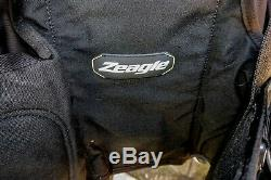 Zeagle Covert Travel Scuba Diving BCD Excellent Condition. Size Medium, Used