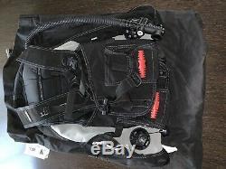 Zeagle Covert Ultra Light Compact Travel Scuba BC/BCD Buoyancy Compensator XL