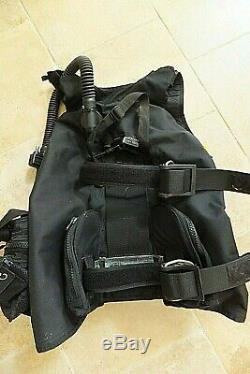 Zeagle Escape BCD Size Large with McNett SS knife. VGC