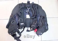 Zeagle RANGER SCUBA BCD Size Large Ripcord Release Weight