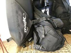 Zeagle RANGER SCUBA Dive BCD, Size Medium BC, Ripcord Release Weight Integrated