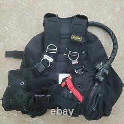 Zeagle Ranger BCD Buoyancy Compensation Device large scuba diving BC